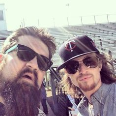 Rob and Austin.