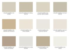 shades of NUDE PANTONE - Google Search