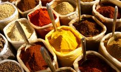Salmonella in Your Spice Rack? How to protect yourself.