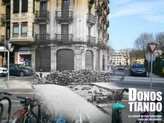 Civilization, Madrid, Spanish, Street View, War, Montages, Old Pictures, Cities, Fotografia