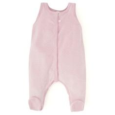 Petit Bateau Pink Polka Dot Babygrow and Jacket