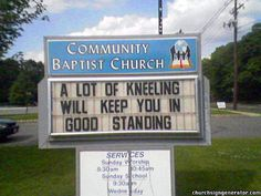 Trendy Funny Signs And Sayings Hilarious Humor Ideas Church Sign Sayings, Funny Church Signs, Church Humor, Funny Signs, Church Quotes, Christian Humor, Christian Quotes, Christian Cards, Super Funny Quotes