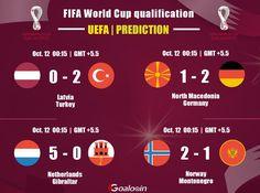 #UEFA #FIFA #WorldCupQatar2022 #WorldCupqualification #football #soccer #soccergame #footballtips #footballgame #sport #prediction #livescore #Latvia #Turkey #NorthMacedonia #Germany #Netherlands #Gibraltar #Norway #Montenegro