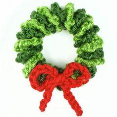 Mini Wreath Ornament-for inspiration