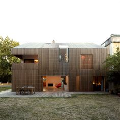 CASA 2G / Avenier Cornejo Architectes