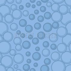 END OF SUMMER – Sparkling bubbles ensure a refreshment during the last hot summer days. Vector Pattern, Pattern Design, Bubble Mix, Pattern Mixing, Summer Days, Geometry, Your Design, Bubbles, Retro