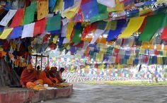 Maya Devi Temple: Lumbini, Nepal