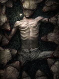 Salvation of the Soul by Gloom82.deviantart.com on @deviantART [Anton Semenov]