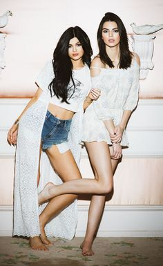 Explore Kendall & Kylie's new Spring collection, exclusively at PacSun.