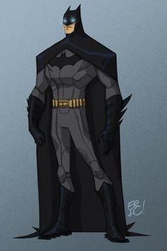 Liga da Justiça – Artista cria série de ilustrações utilizando a aparência dos Novos 52 | Magnatas
