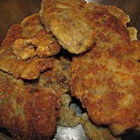 Kotlety z wątróbki wieprzowej Pork, Meat, Kale Stir Fry, Pork Chops