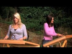 """Cosmic Sister"" hammered dulcimer music by dizzi and emily http://en.wikipedia.org/wiki/Hammered_dulcimer"