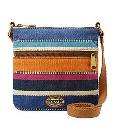 Fossil | Handbags | Dillards.com Burberry Handbags, Chanel Handbags, Fashion Handbags, Purses And Handbags, Leather Handbags, Fossil Handbags, Kate Spade Handbags, Mini Crossbody Bag, Beautiful Bags