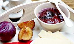 Dżem śliwkowy z nutą cynamonu #recipe Dr. Oetker Polska