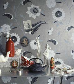 Archived Avianna wallpaper by Osborne & Little www.osborneandlittle.com