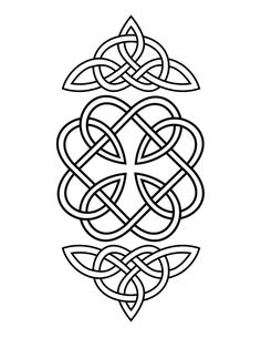 celtic knot | Irish & Celtic | Pinterest