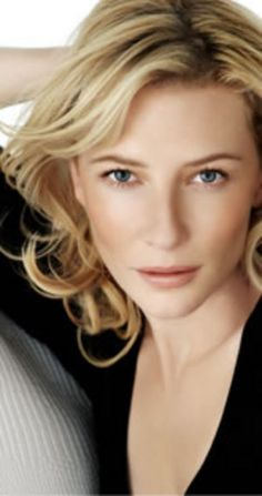Kate Blanchett. Repinned from Frances Wandel via Renee Bezuidenhout.