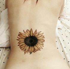 sunflower wrist tattoos - Google Search