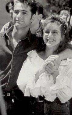 Beverly Hills 90210, Andrea & Brandon, Always BFF's ~
