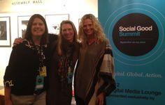 Social Good Summit and Clinton Global Initiative #sgsglobal #cgi2012