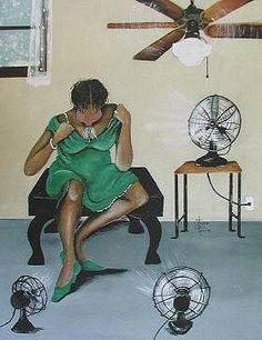 Annie Lee ~ ''Personal Furnace''