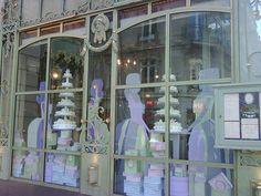 laduree window