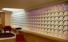 Wall coverings | Design 201 | Erwin Hauer Studios | Erwin Hauer. Check it out on Architonic