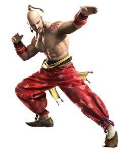 Final Fantasy IV - Yang (Monk)