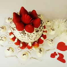 Strawberry, Fruit, Food, Kitchen, Essen, Strawberry Fruit, Meals, Strawberries, Yemek