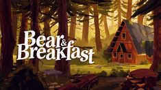 Build and run a bed and breakfast...but you're a bear. Best Indie Games, Best Games, Armor Games, Richest In The World, Nintendo Switch Games, Games To Play, Stuff To Do, Bear, Adventure