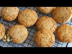 Вкусное медовое ОВСЯНОЕ ПЕЧЕНЬЕ, почему овсянка как орехи?/ Honey Oatmeal Cookies - YouTube Muffin, Bread, Cookies, Breakfast, Desserts, Recipes, Youtube, Finger Food, Crack Crackers