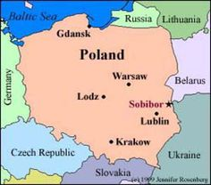 NOTE: Even when Jews escaped, the local poles would kill them instead of helping.  Sobibor revolt ended as:  Within four days of the escape, 100 of the 300 escapees were caught. The remaining 200 continued to flee and hide. Most were shot by local Poles or by partisans. Only 50 to 70 survived the war.14 Though this number is small, it is still much larger than if the prisoners had not revolted, for surely, the entire camp population would have been liquidated by the Nazis.