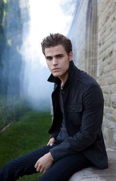 "Stefan Salvatore The Vampire Diaries Season 1 Promo ""Greystone Mansion"""