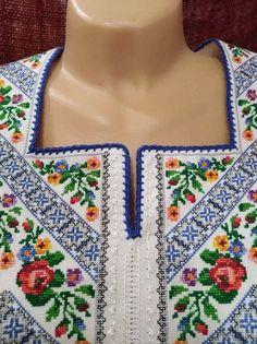 Folk Fashion, Cross Stitching, Diy And Crafts, Costumes, Embroidery, Bride, Elsa, Model, Design