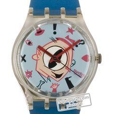 Swatch Gulp!!! GK139 - 1991 Fall Winter Collection