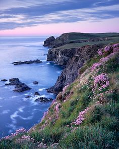 Gunver Head by Ross J Brown, via Flickr, Cornwall, England. Image via…