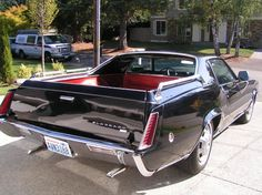 This 1968 Cadillac Eldorado, listed on Hemmings.com, was converted to a pickup by Traditional Coachworks. Would you prefer this to a Chevy El Camino or Ford Ranchero?