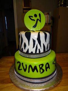zumba cake images - Recherche Google