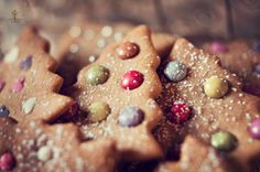 Christmas Tree M&M Cookies Pictures, Photos, and Images for ...