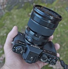 Wake up with IR - Here's your weekend cup of Caffeine Priority! The Fujinon OIS is Fuji's widest XF lens, zoom or prime, by a fairly good margin. range it bests the next widest, the