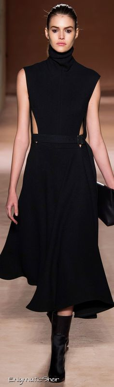 I love all her clothes! Victoria Beckham Collections Fall Winter 2015-16