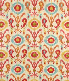 Richloom Holiday Fiesta Fabric - $21.55 | onlinefabricstore.net