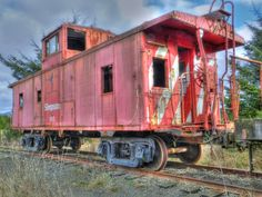 rustic+cars+and+trains | Trains Lisa's Photoscapes