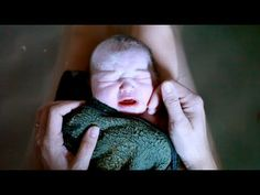 """Beautiful (nongraphic) birth video.  So peaceful.  Beautiful baby.  I started tearing at the part where the daddy says, """"my wife is awesome..."""""""