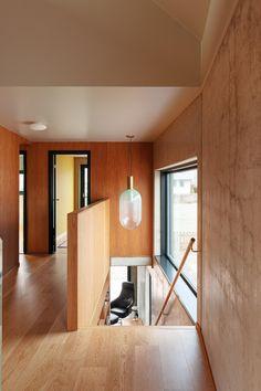 Enebolig Øvre Smedstadvei   wood arkitektur+design Divider, Wood, Interior, Furniture, Design, Home Decor, Decoration Home, Woodwind Instrument, Indoor