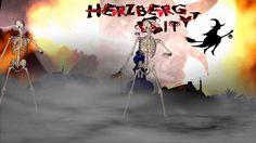 Herzberg-City Halloween