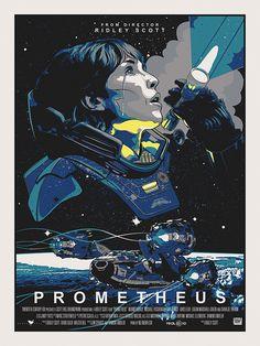 PROMETHEUS — kogaionon:   Prometheus byNew Flesh / Facebook /...