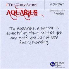 Daily Aquarius Astrology Fact: Are you a fan of tarot cards?  If you are, this is the best of the free online tarot readings.  Visit iFate.com today! And for more astrology factoids, check out thedailyastro.com !