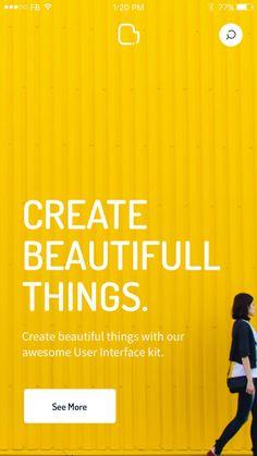 글자 크기와 배치를 왼쪽정렬을함으로써 좀 특이한 느낌을 준다 , 사진의 색상과도 잘 어울린다