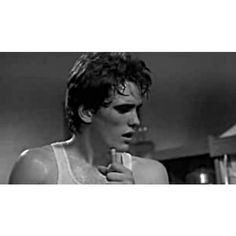 dallas winston - The Outsiders Photo (6830952) - Fanpop ❤ liked on Polyvore featuring home, outdoors, outdoor decor, the outsiders, outside garden decor, outdoor garden decor and outdoor patio decor